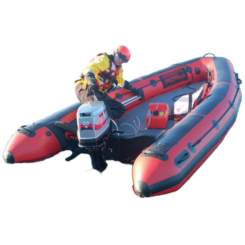 ResQcraft - 4.0m - Inflatable Raft