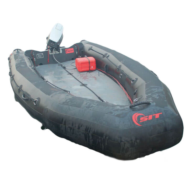 ResQcraft - 4.7m - Inflatable Raft