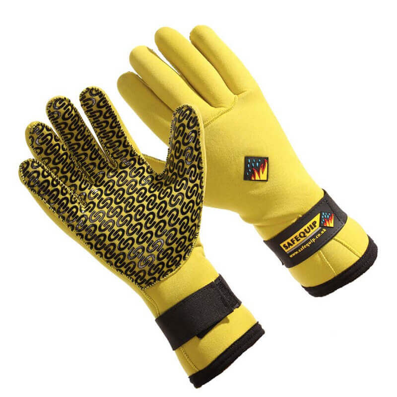 Water Rescue Neo 3mm Ink Palm Glove