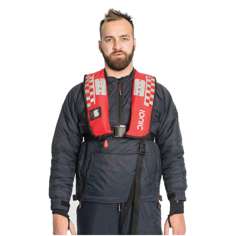 Water Rescue Fire-Safe 275N Auto Lifejacket
