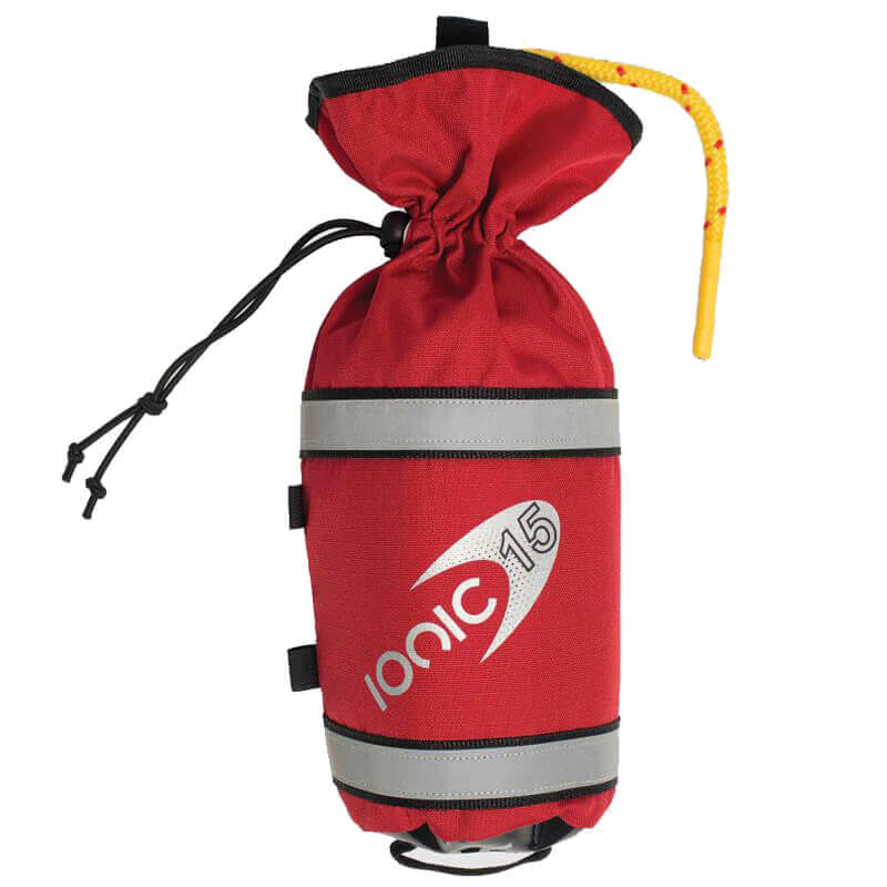 Water Rescue Throwbag - 15m Polypro Rope