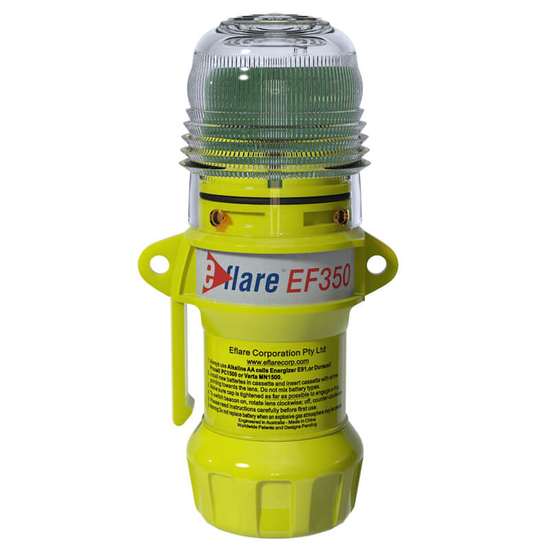 EF350 - Flashing Beacon - 4 LED - Atex