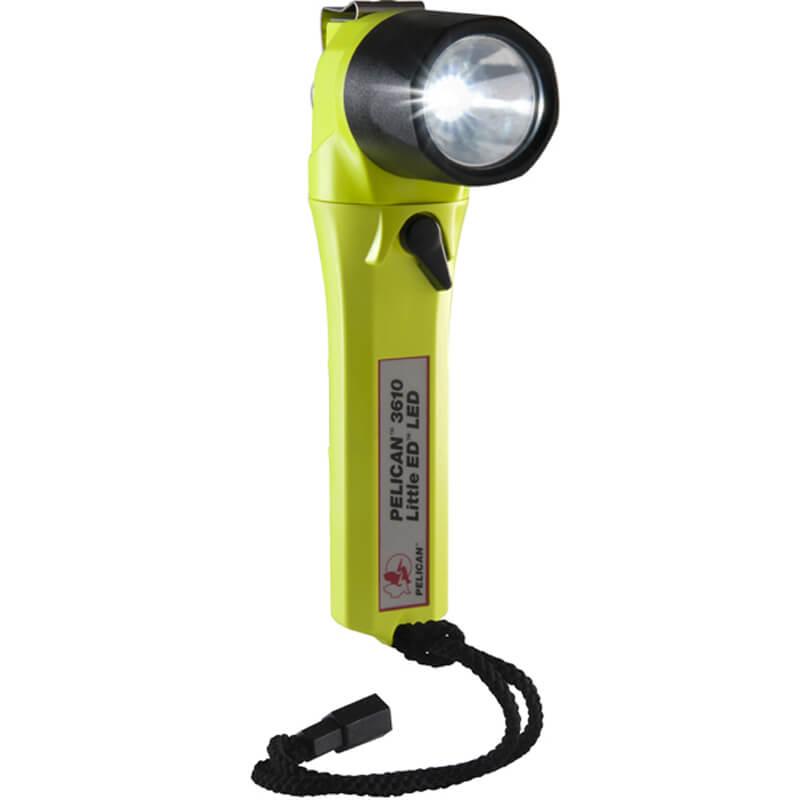 3610PL Little Ed Flashlight - Photoluminescent
