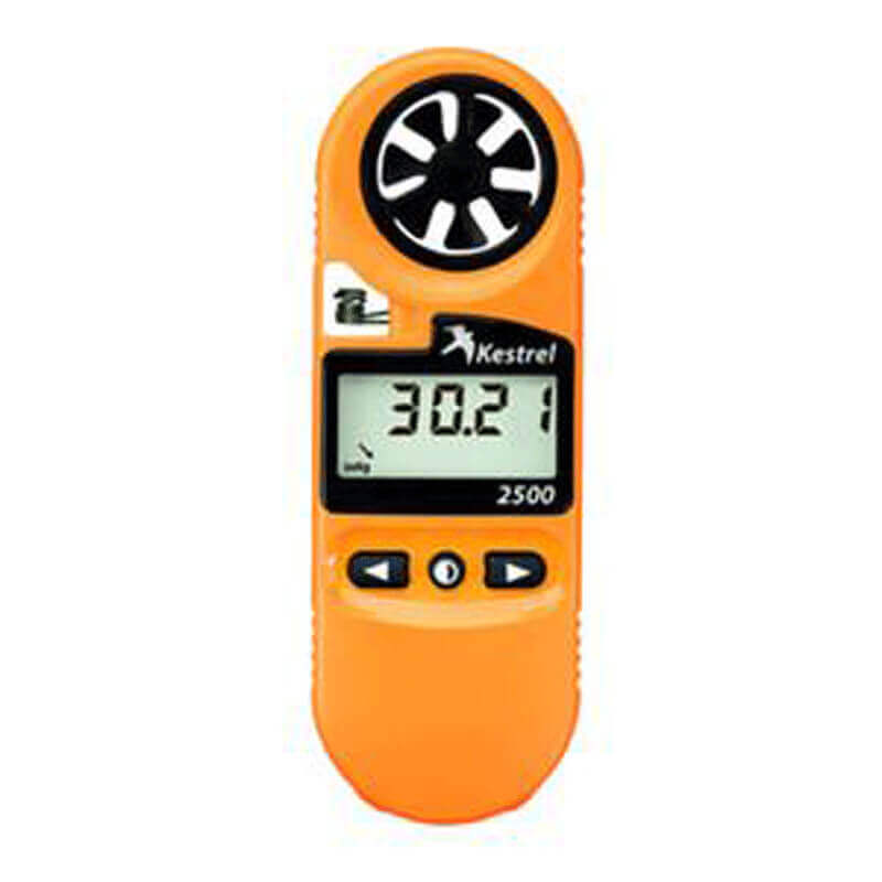 Weather Meter 2500 - Model 0825 Orange