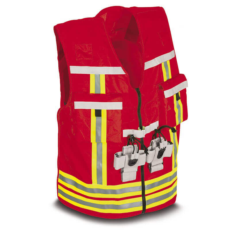 PAX-Light - Operations Vest - Red