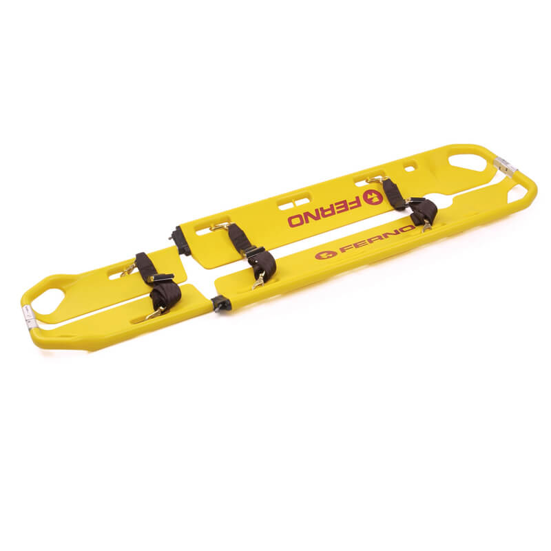 Ferno EXL Scoop Stretcher c/w Restraints
