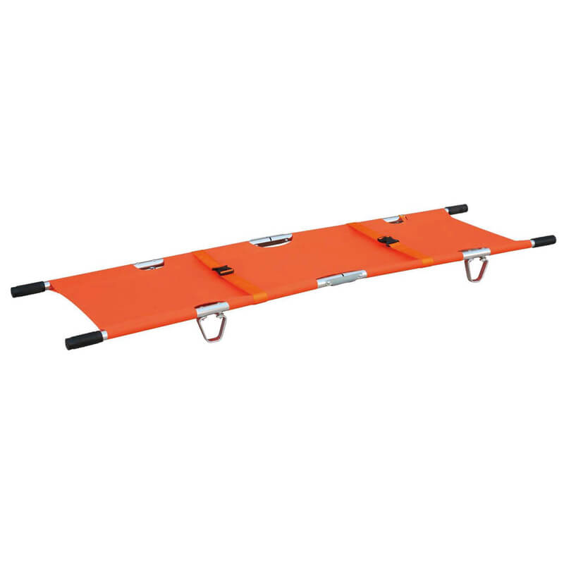 Trek Badger - 2 Pole Stretcher - Alum Frame