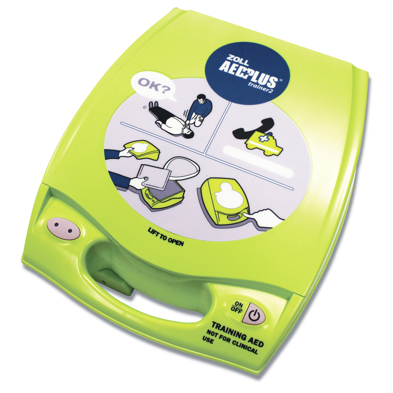 AED Plus Trainer 2 - Complete