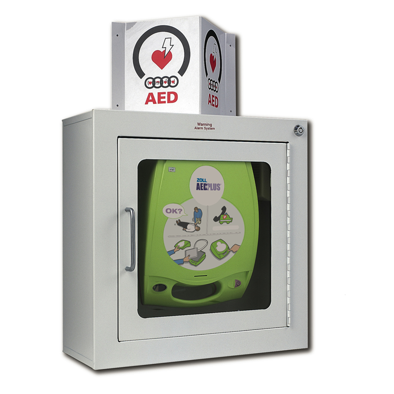 AED Plus - 7-Inch Wall Cabinet