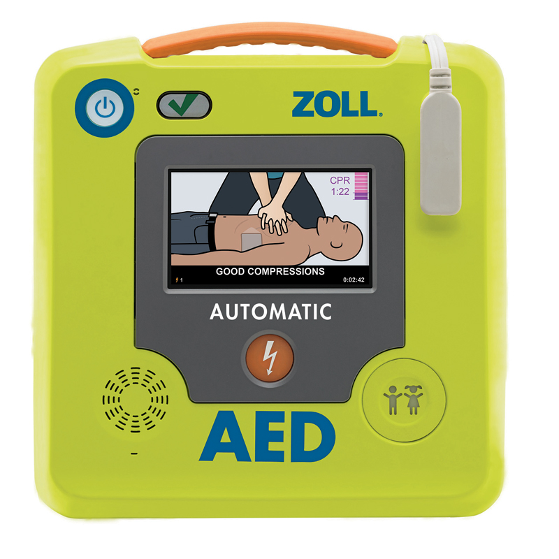 AED 3 - Fully Automatic