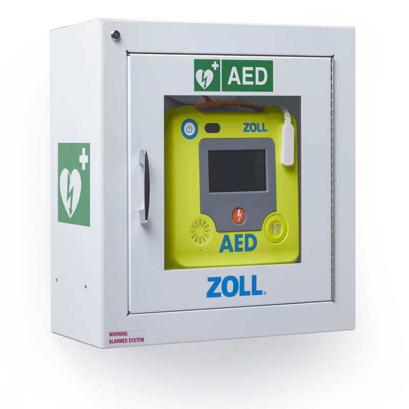 AED 3 - Standard Surface Wall Cabinet