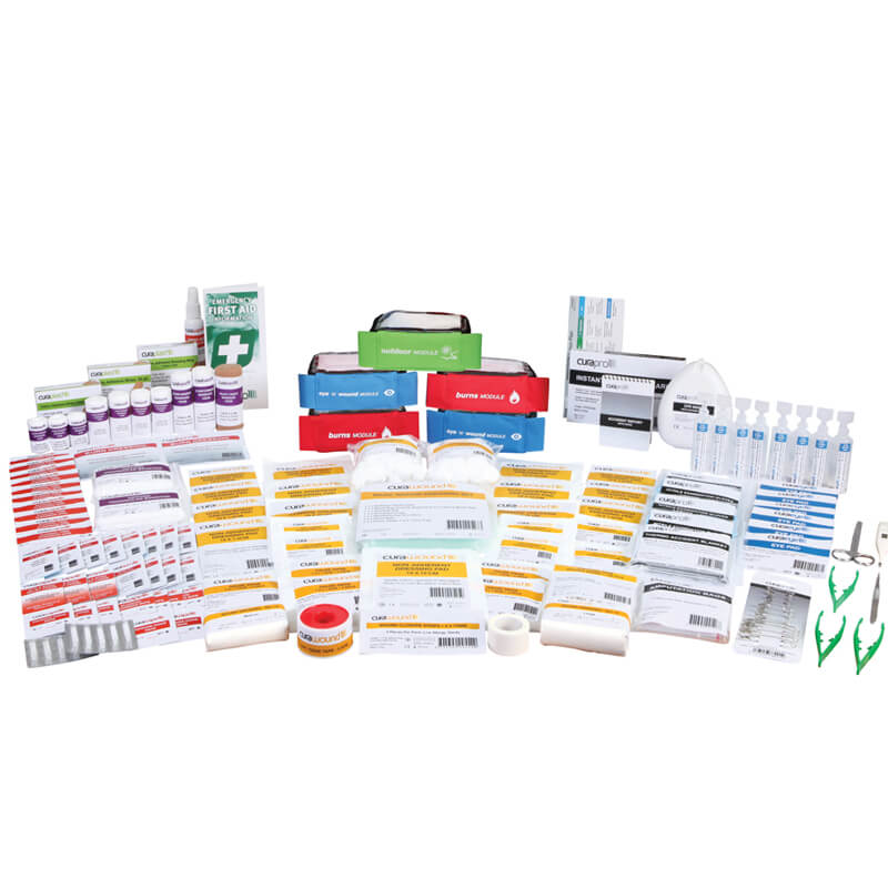 First Aid Kit-R4 - Industra Medic - Refill Pack