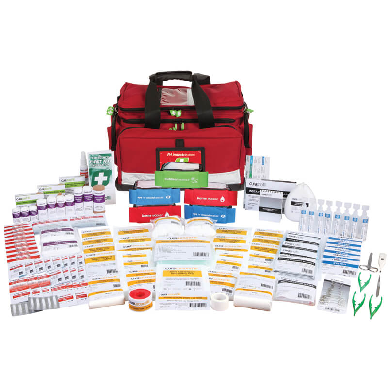First Aid Kit-R4 - Industra Medic - Soft Pack