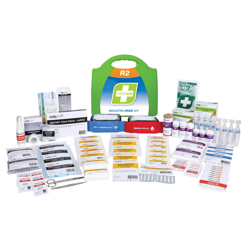 First Aid Kit-R2 - Industra Max - Plastic Portable