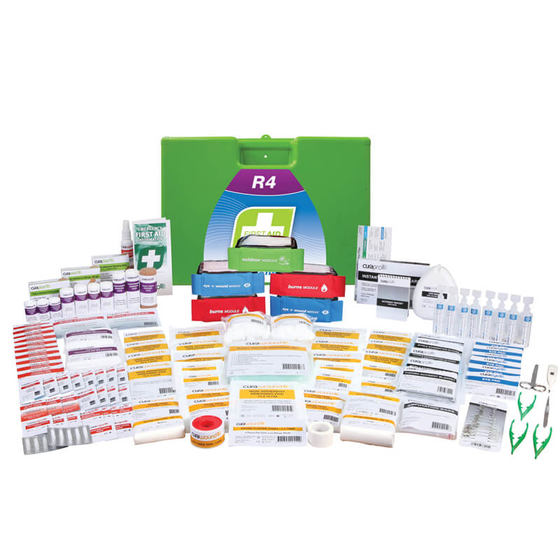 First Aid Kit-R4 - Industra Medic - Plastic Portable