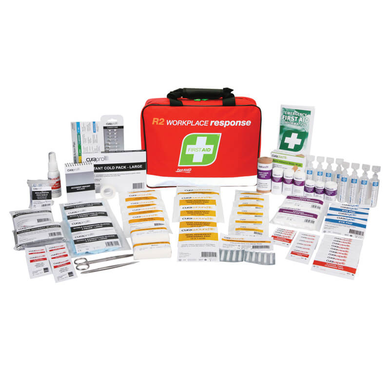 First Aid Kit-R2 - Workplace Response - Soft Pack