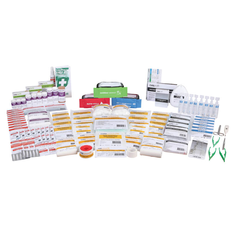 First Aid Kit-R3 - Industra Max Pro - Refill Pack