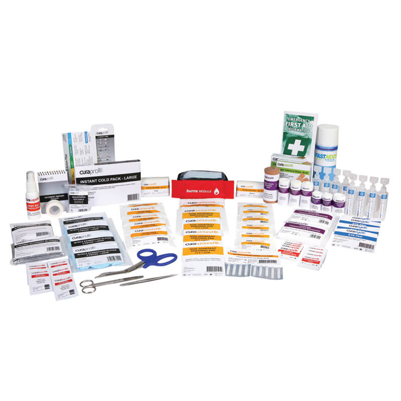 First Aid Kit-R2 - Foodmax Blues - Refill Pack