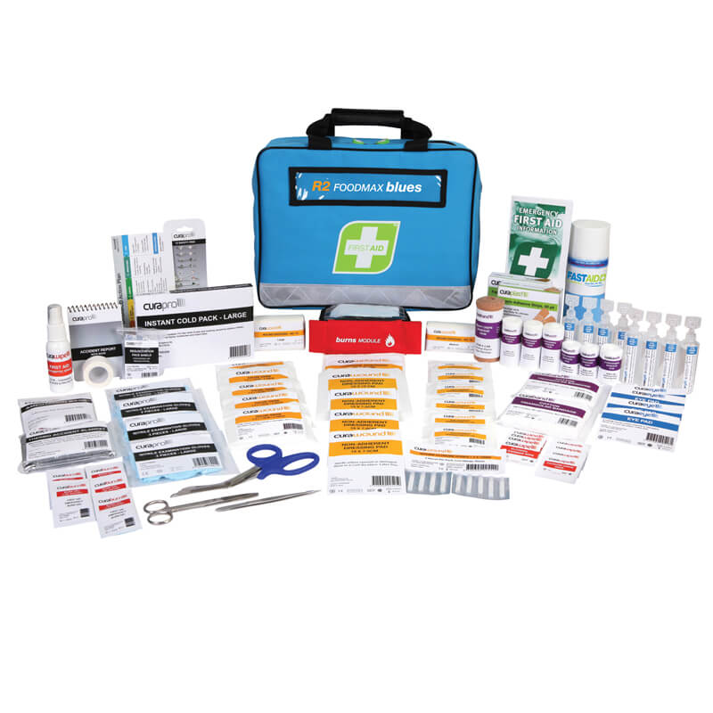 First Aid Kit-R2 - Foodmax Blues - Soft Pack
