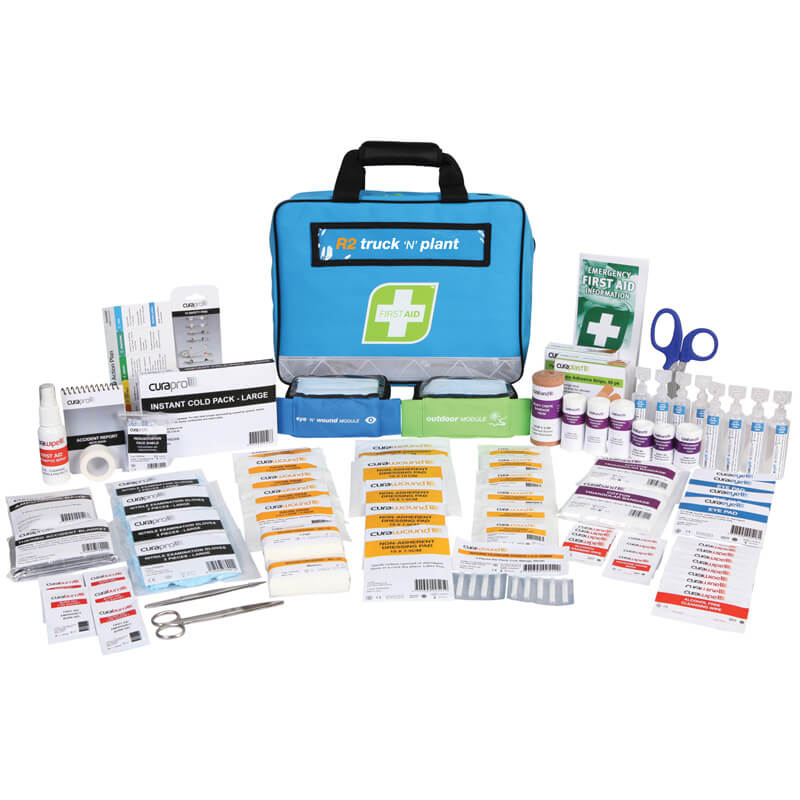 First Aid Kit-R2 - Truck & Plant Operators - Soft Pack