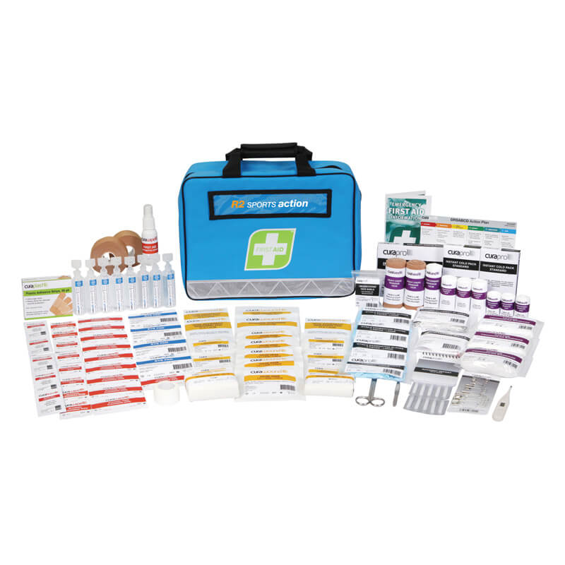 First Aid Kit-R2 - Sports Action - Soft Pack