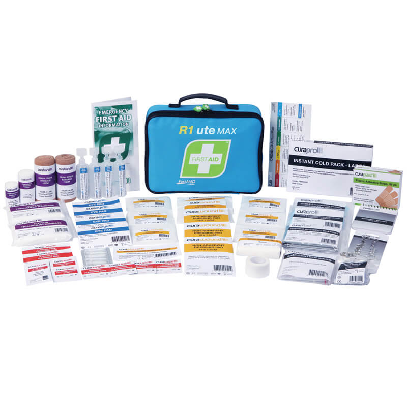 First Aid Kit-R1 - Ute Max - Soft Pack