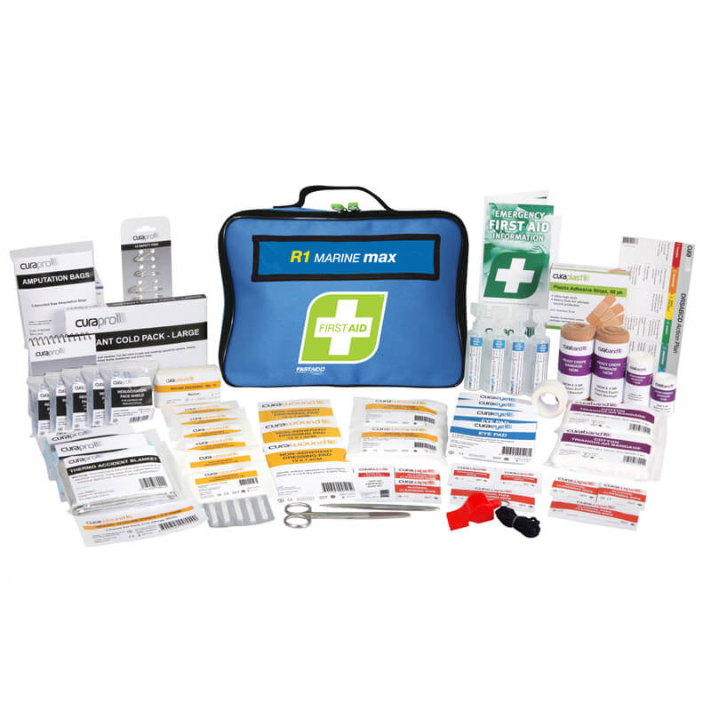 First Aid Kit-R1 - Marine Max - Soft Pack