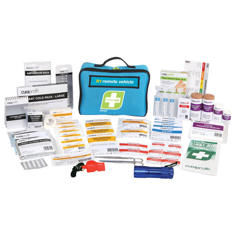 First Aid Kit-R1 - Remote Vehicle - Soft Pack