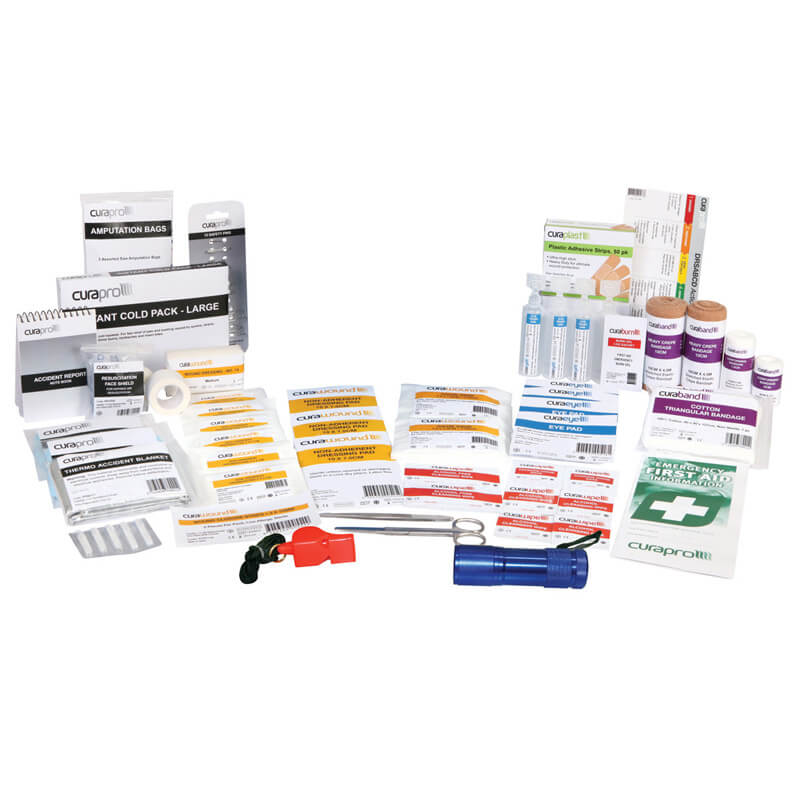First Aid Kit-R1 - Remote Vehicle - Refill Pack