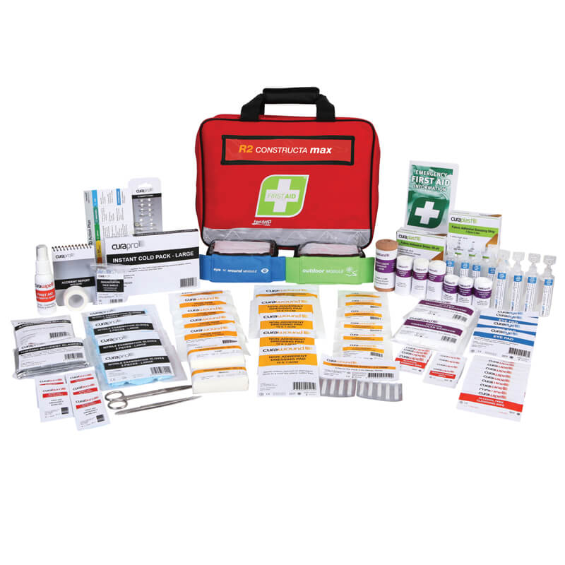 First Aid Kit-R2 - Constructa Max - Soft Pack