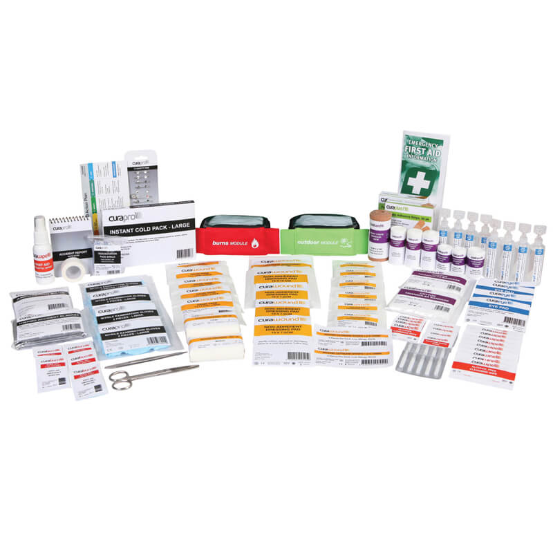 First Aid Kit-R2 - Plumbers & Gasfitters - Refill Pack