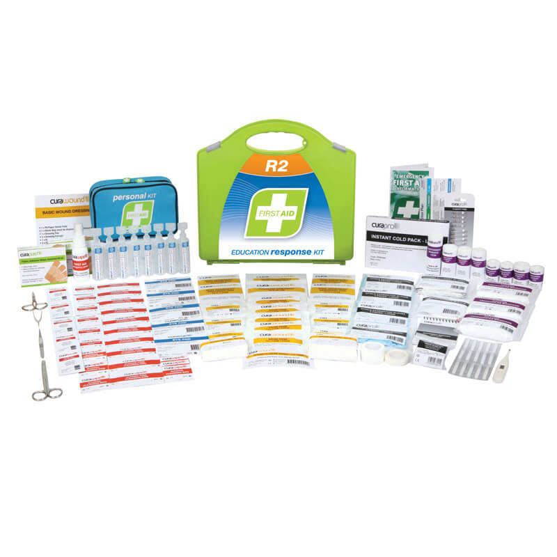 First Aid Kit-R2 - Education Response - Plastic Portable