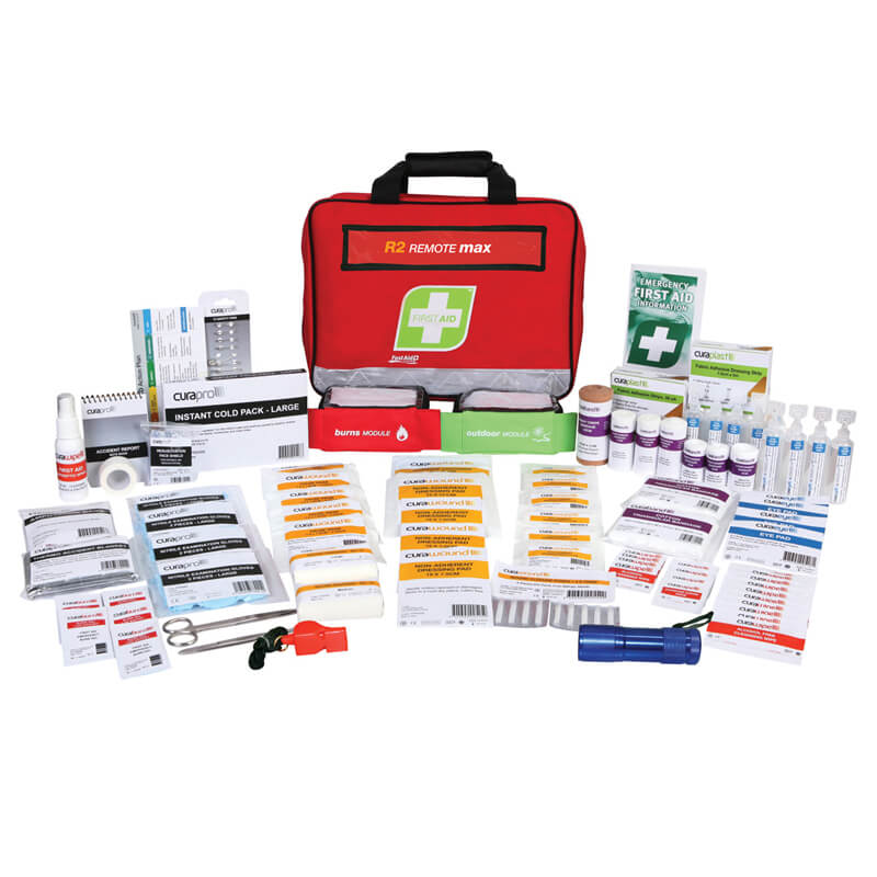 First Aid Kit-R2 - Remote Max - Soft Pack