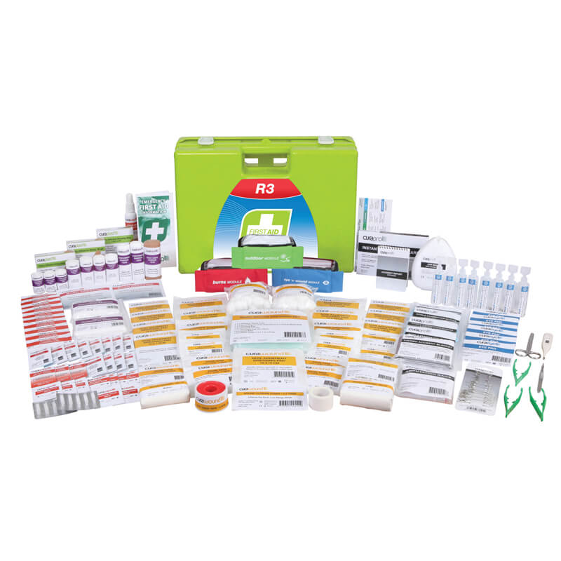 First Aid Kit-R3 - Industra Max Pro - Plastic Portable
