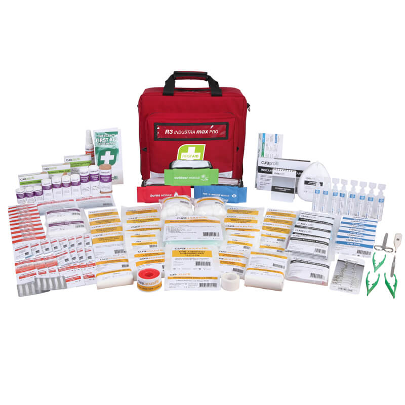 First Aid Kit-R3 - Industra Max Pro - Soft Pack