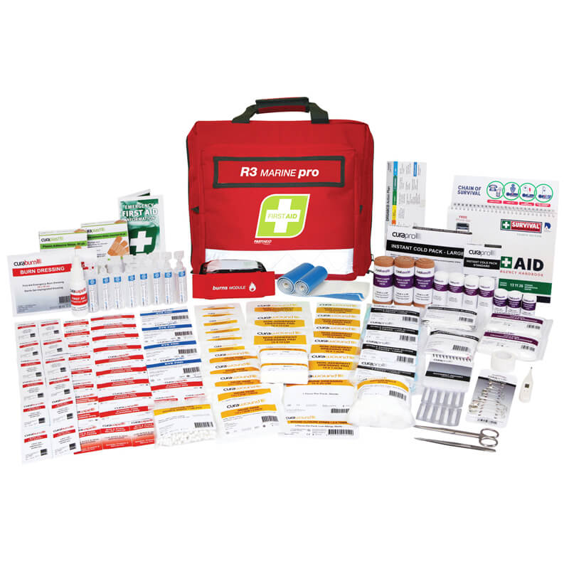 First Aid Kit-R3 - Marine Pro - Soft Pack