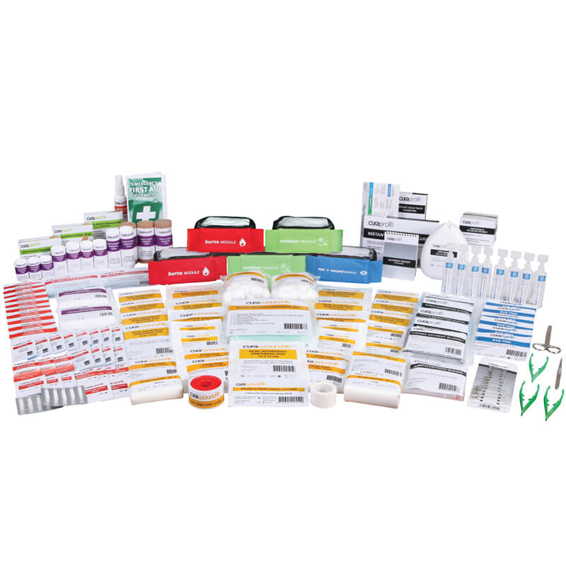 First Aid Kit-R4 - Constructa Medic - Refill Pack