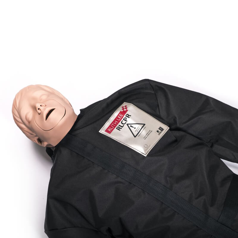 Rescue Dummy - CPR - Very Light Adult - Inc Simulaids Brad