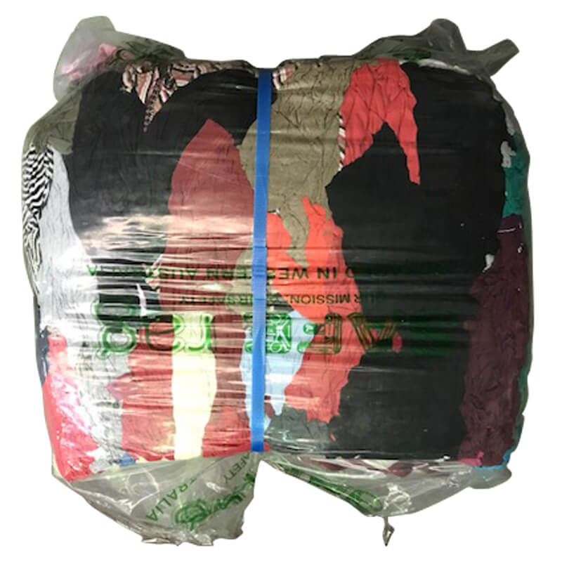 15Kg Bag of Rags (Cotton)