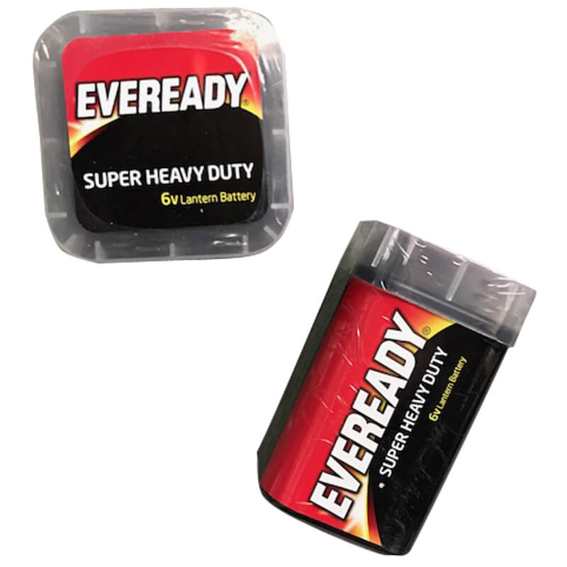 Eveready Heavy Duty Battery - 6V
