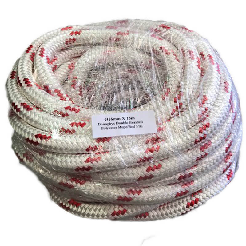 Double Braid Poly Rope