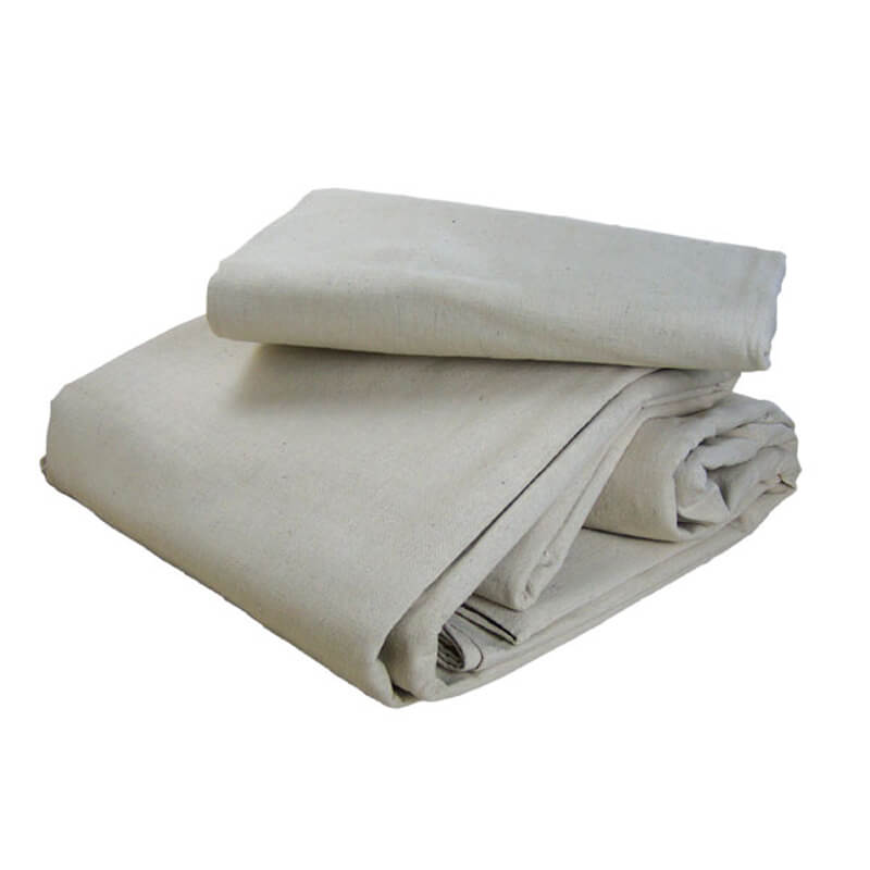 Canvas Salvage Sheet 8Oz - 5m x 5m