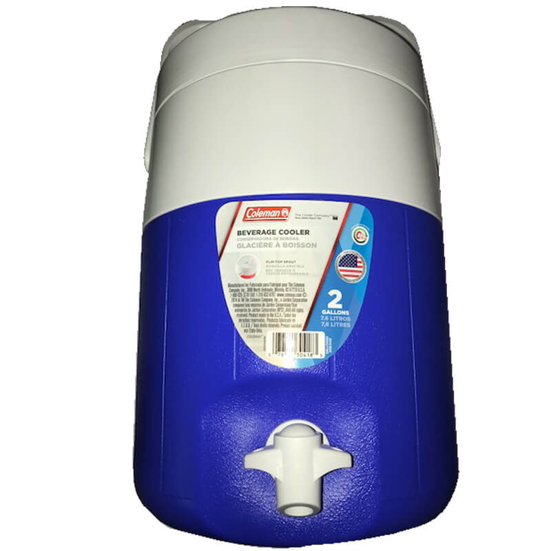 7.6 Ltr Insulated Water Container with Tap