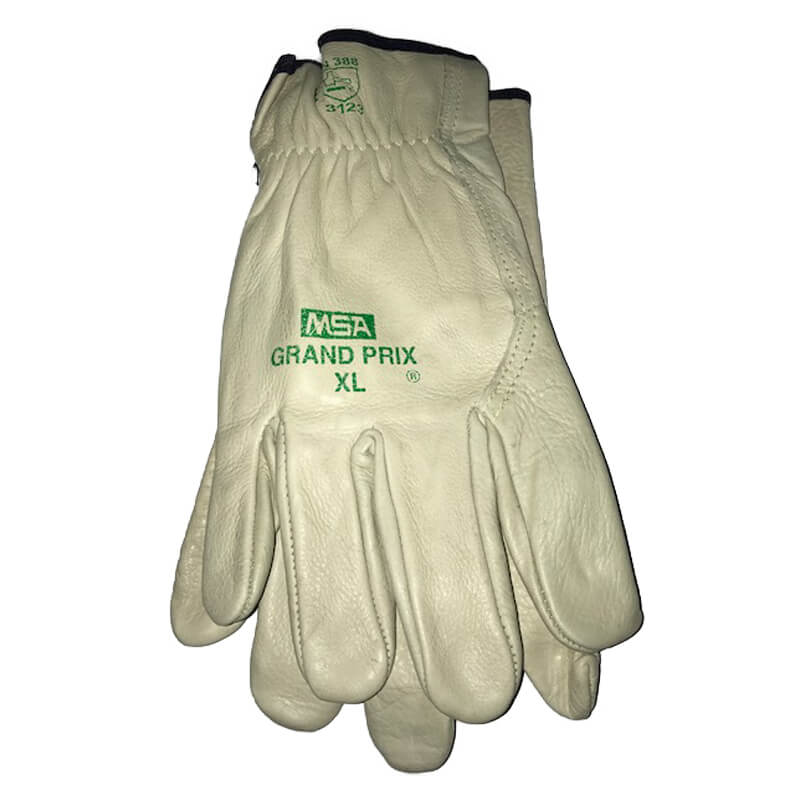 Grand Prix Leather Riggers Glove - Size Extra Large