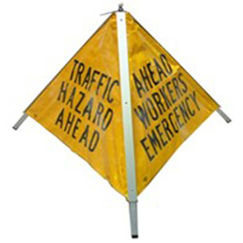 Portable Traffic Sign - DFES